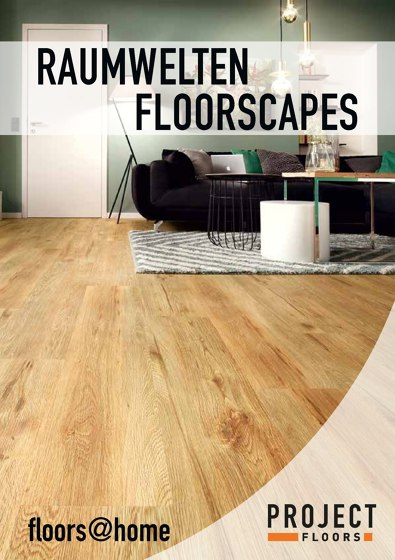 Raumwelten/Floorscapes | Floors @ Home 2019