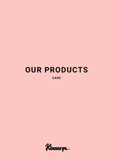 OUR PRODUCTS | CARE