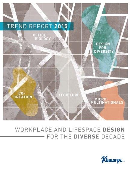 Kinnarps Trend Report 2015