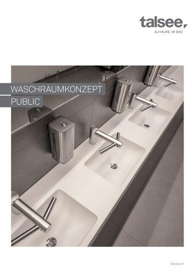 Waschraumkonzept - Public