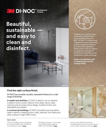 3M™ DI-NOC™ Architectural Finishes Covid