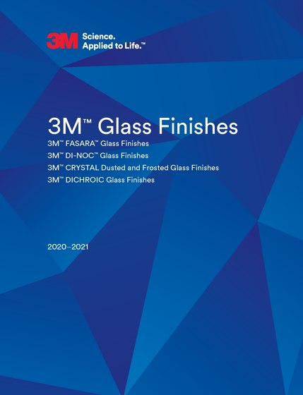3M™ Glass Finishes