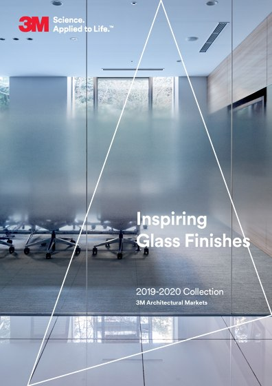 3M™ Inspiring Glass Finishes