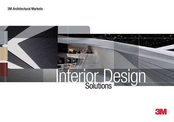 3M™ Interior Design Solutions