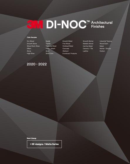 DI-NOC™ Architectural Finishes 2020 - 2022