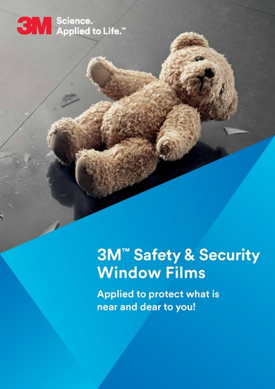 3M™ Safety & Security Window Films