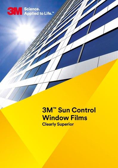 3M™ Sun Control Window Films