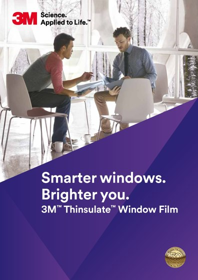 3M™ Thinsulate™ Window Film