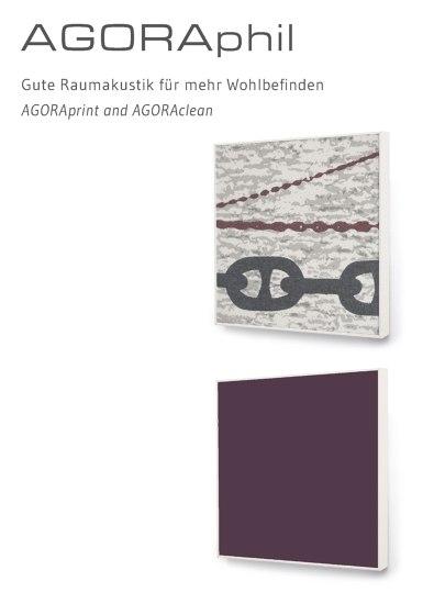 AGORAprint and AGORAclean