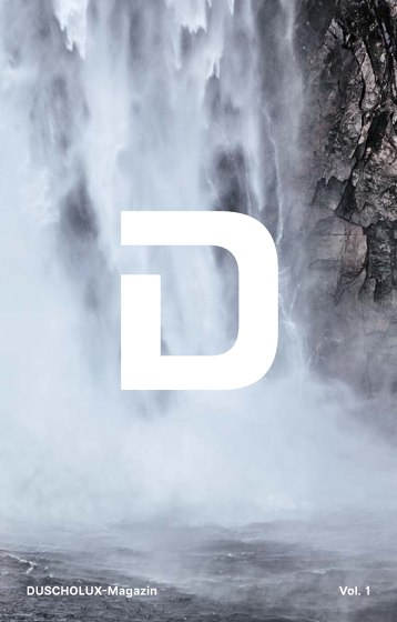 DUSCHOLUX-Magazin