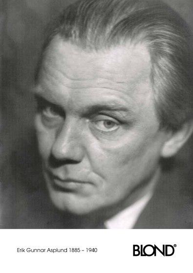 Erik Gunnar Asplund 1885 - 1940