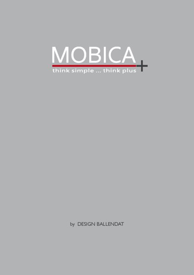 Mobica+ Catalogue