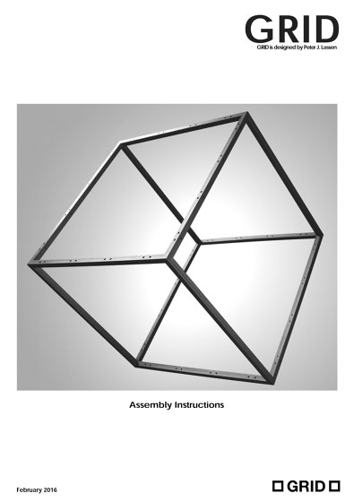 GRID assembly instructions