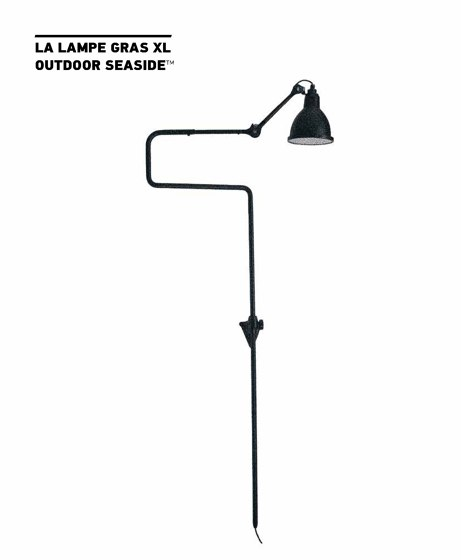 La lampe gras xl outdoor seaside 2017