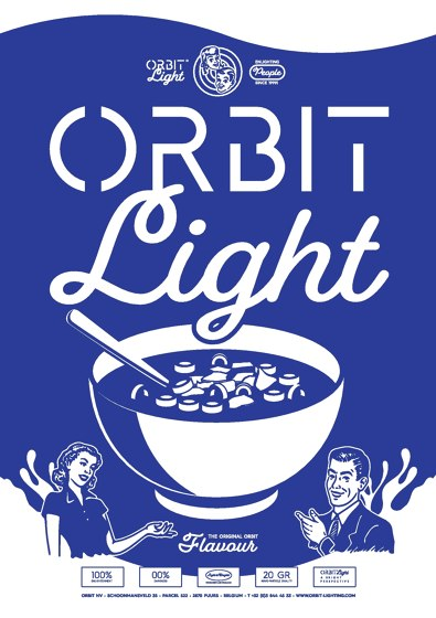 Orbit Catalogue 14 – The Original Orbit Flavour