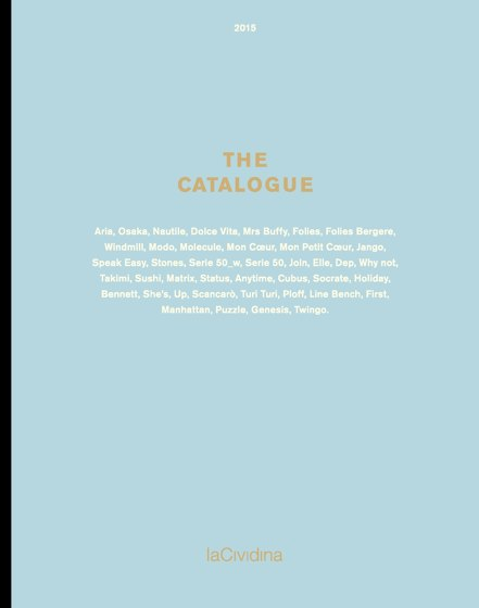 The Catalogue 2015