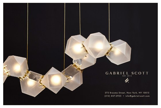 Gabriel Scott 2016/17 Lighting Catalog