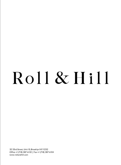 Roll and Hill Catalog 2014