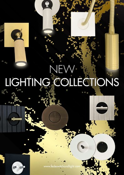 NEW LIGHTING COLLECTIONS