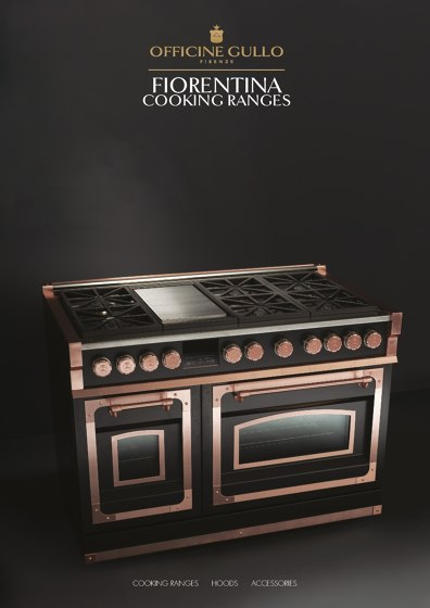 FIORENTINA COOKING RANGES