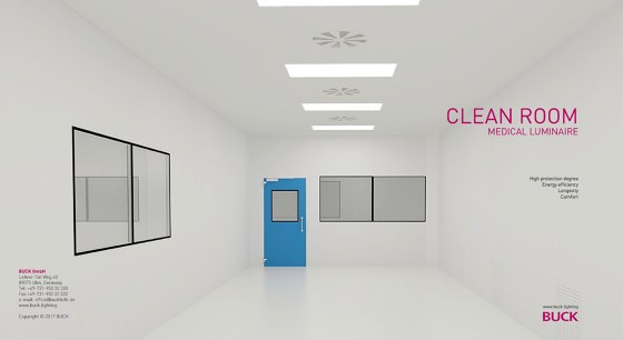 Buck Clean Room