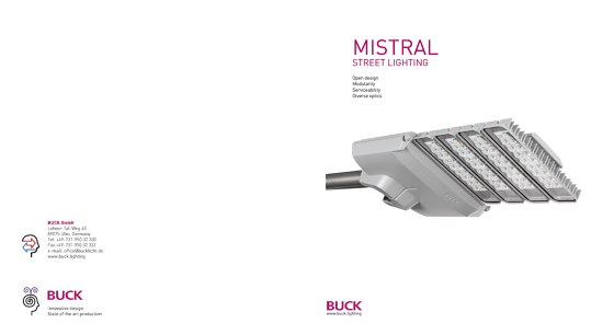 Buck Mistral