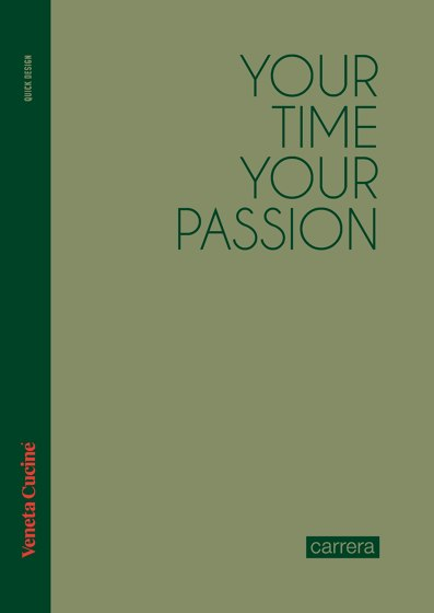 YOUR TIME YOUR PASSION
