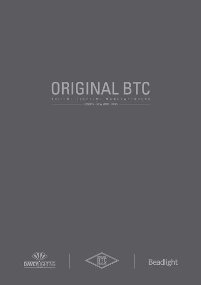 Original BTC Catalogue 2017