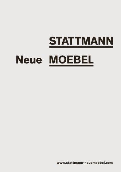 Stattmann Neue Moebel Kataloge Architonic