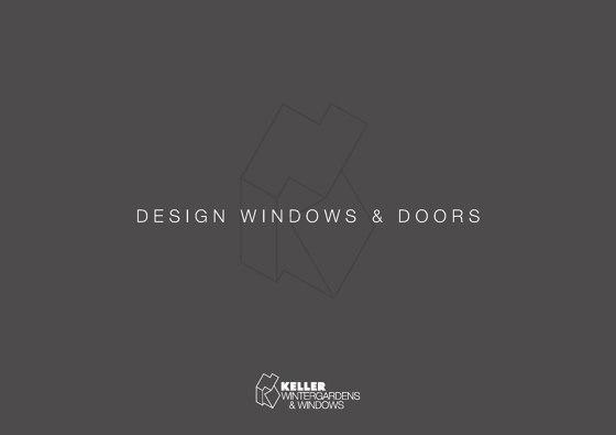 KELLER design windows and doors