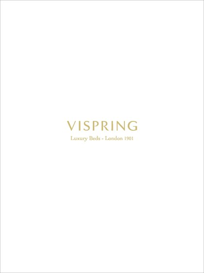 Vispring - Product Brochure