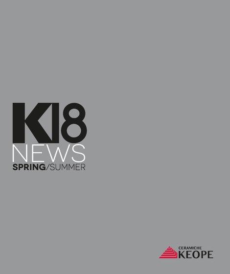K18 NEWS SPRING/SUMMER