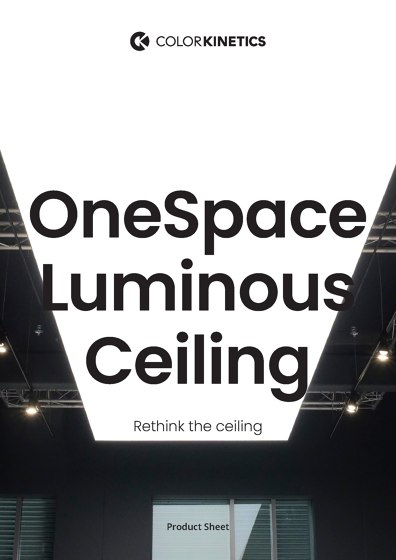 OneSpace Luminous Ceiling