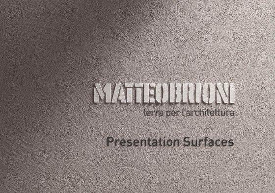Presentation Surfaces