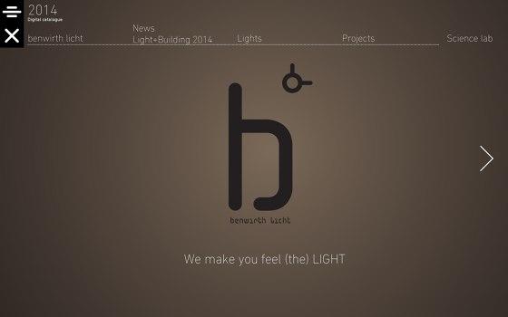 benwirth licht catalogue 2014