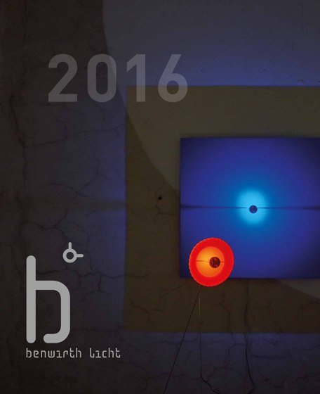 benwirth licht catalogue 2016