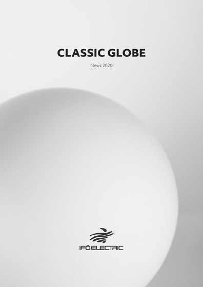 CLASSIC GLOBE | NEWS 2020