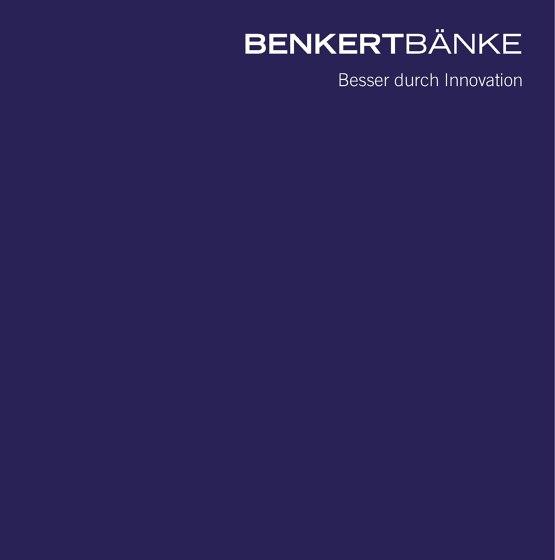 Benkert Bänke 2016