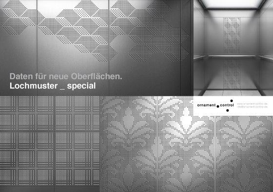 Lochmuster | special