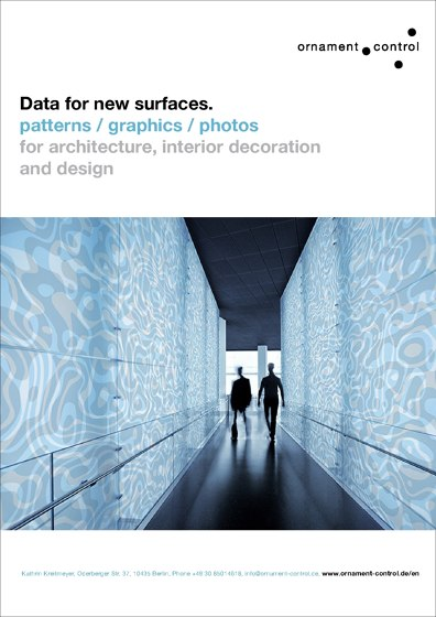 data for new surfaces.