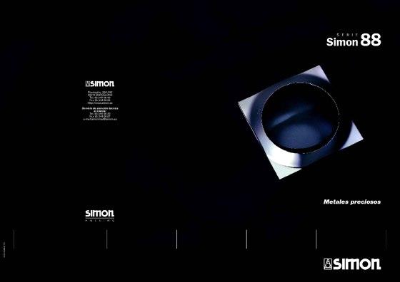 Simon 88 Catálogo