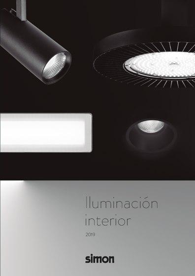 SIMON ILUMINACIÓN INTERIOR CATÁLOGO