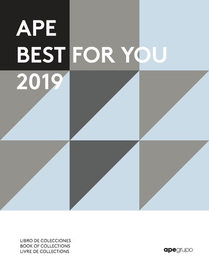 CATÁLOGO GENERAL 2019 APE Best for you
