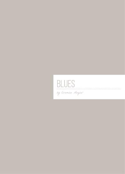 Ceramica Magica Blues
