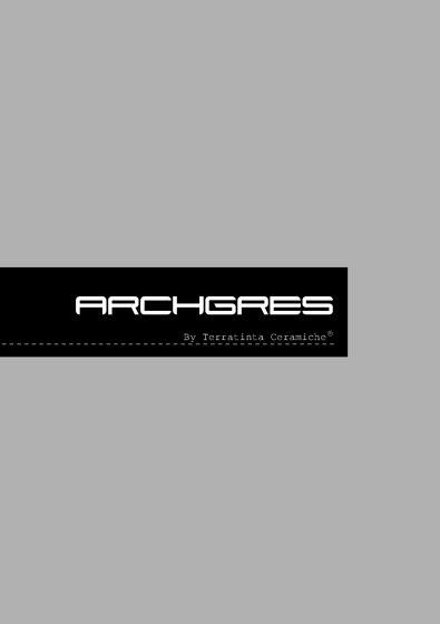 Terratinta Ceramiche ARCHGRES