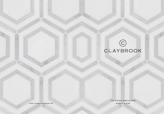Claybrook Mosaic Look Book 2019