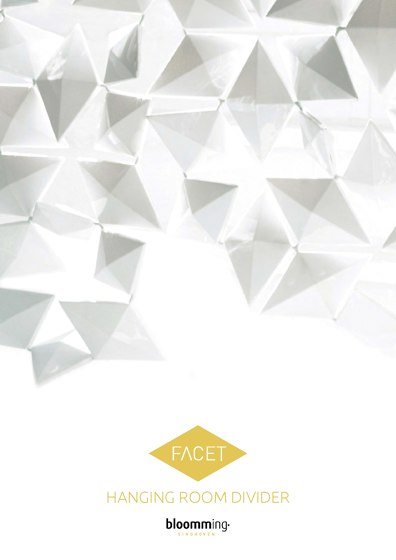 FACET HANGING ROOM DIVIDER EN-UK