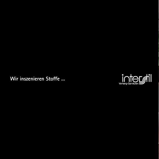 Interstil - Wir inszenieren Stoffe