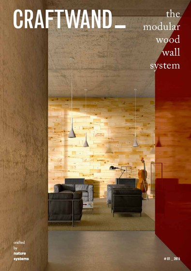 CRAFTWAND_ the modular wood wall system