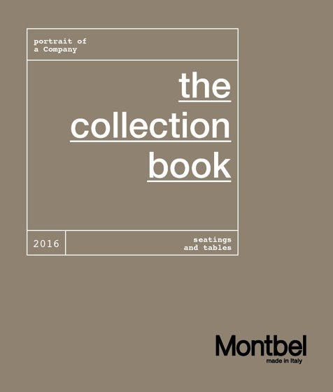 Montbel   the Collection book 2016